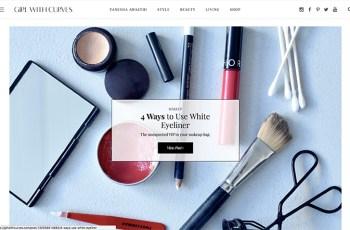 Girl With Curves WordPress Theme