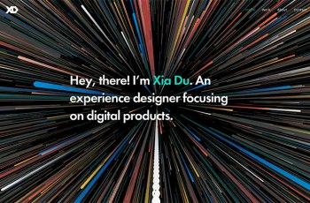 Xia Du WordPress Theme