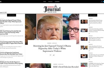 The Washington Journal WordPress Theme