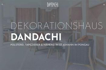 Dekorationshaus Dandachi WordPress Theme
