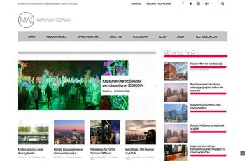 Nowa Warszawa WordPress Theme