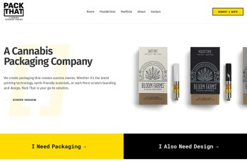 Pack That WordPress Theme