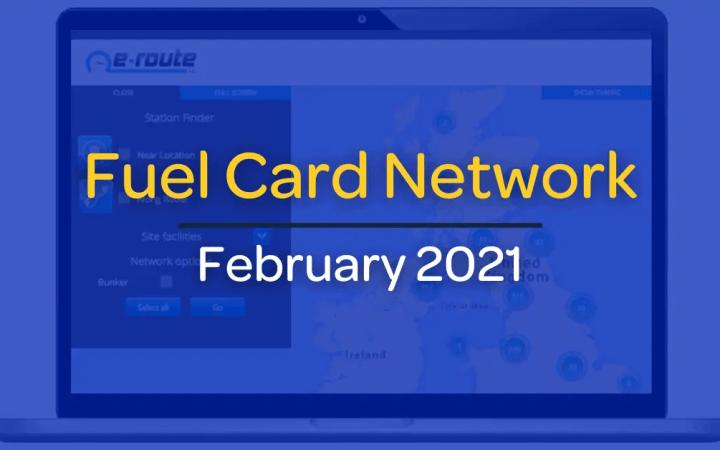 Fuel-Card-Network-Update