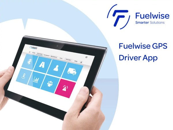 Kinesis Driver App