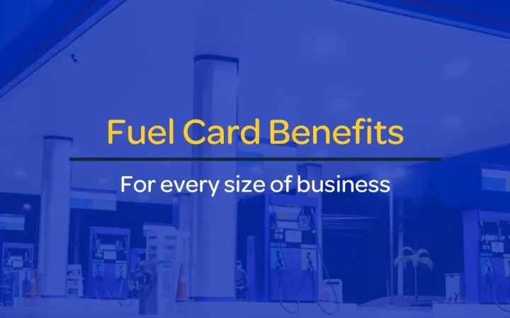 Fuel Card Benefits