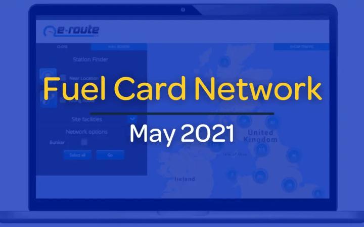 Fuel Card Network Update