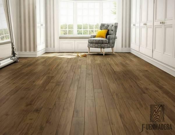 suelos de madera en benalmadena