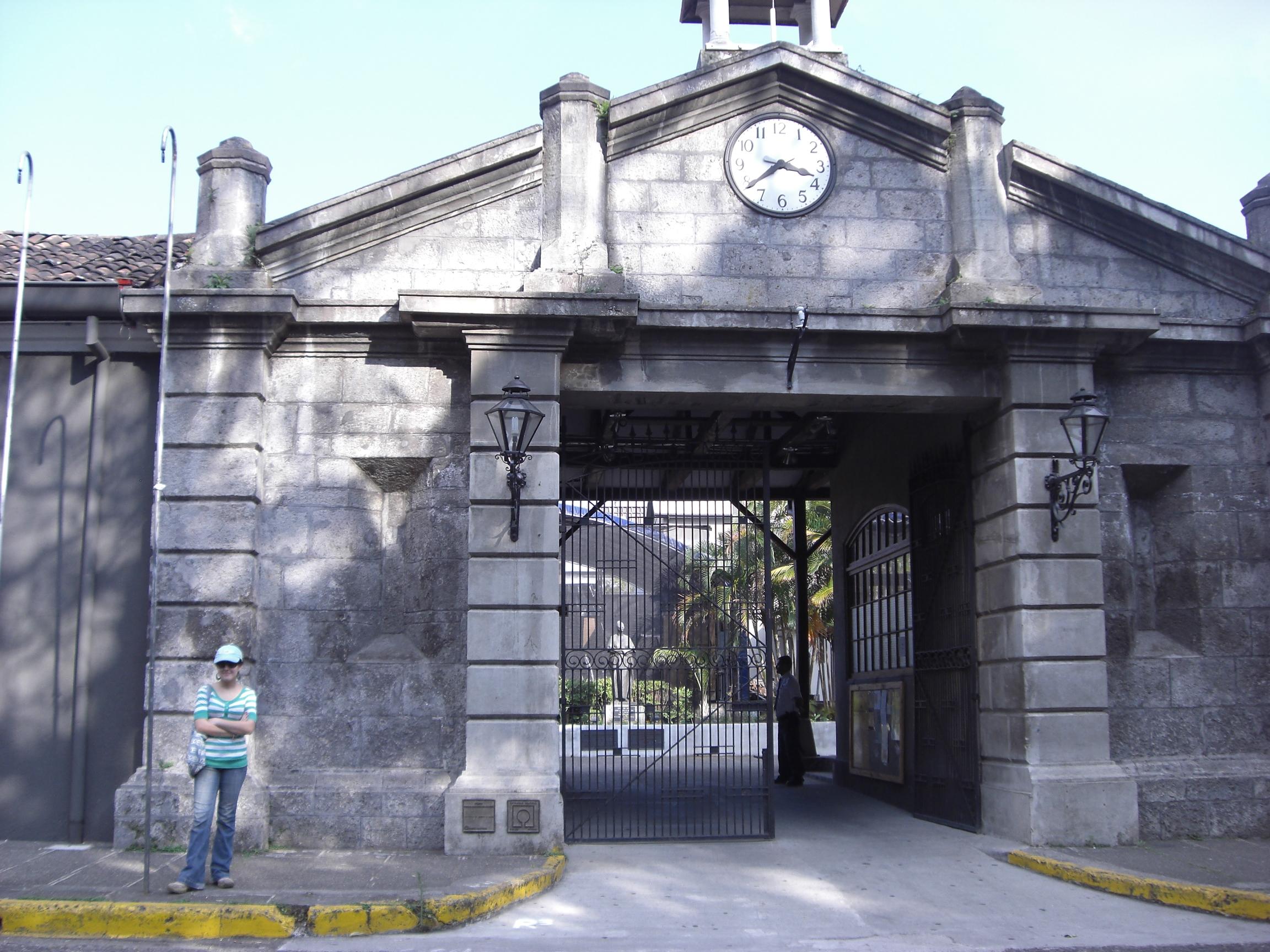 San Jos Costa Ricaparte I  Fuera de Aula