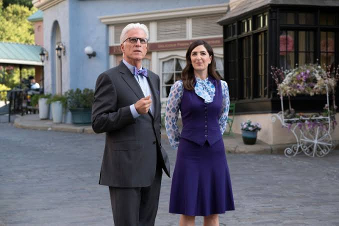The Good Place- Michael