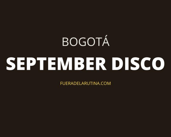 September disco