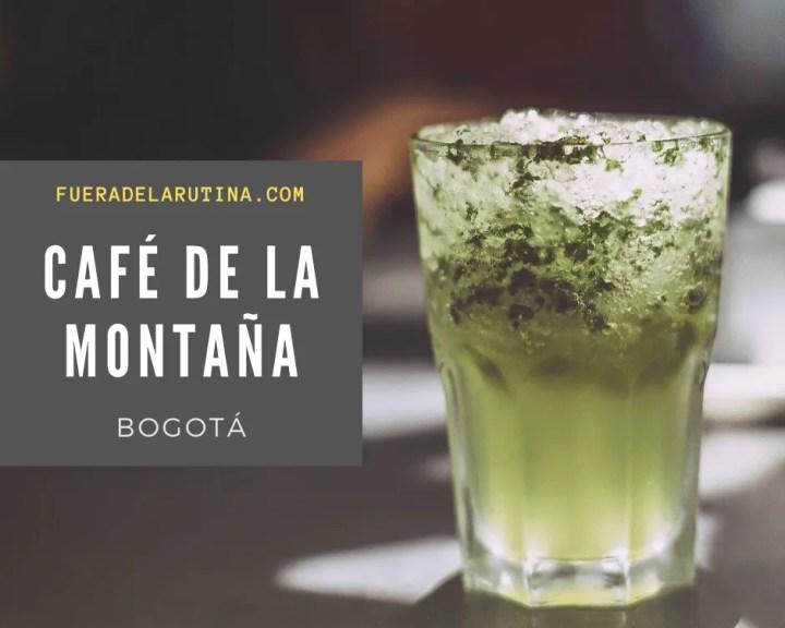 café de la montaña
