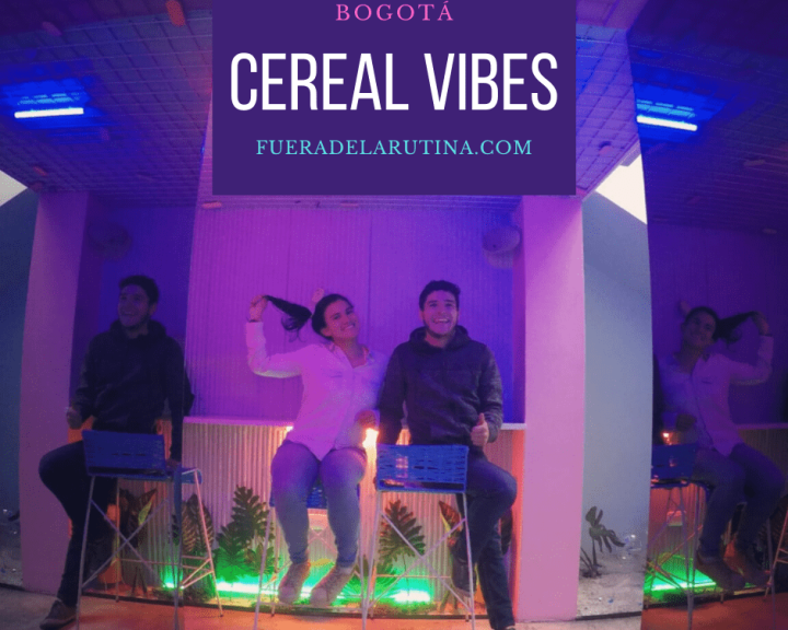 Cereal vibes