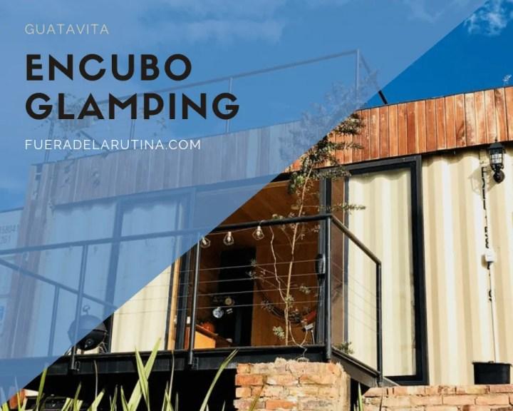 Glamping cerca a Bogotá
