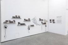 Ausstellungsbereich zum Textilviertel