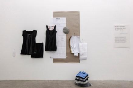 """Cloed Baumgartner, """"unfill the landfill"""", 2015"""