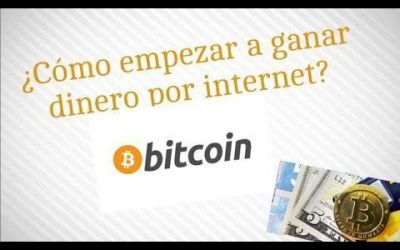 Como Empezar A Ganar Bitcoins En Español Facil Y Gratis