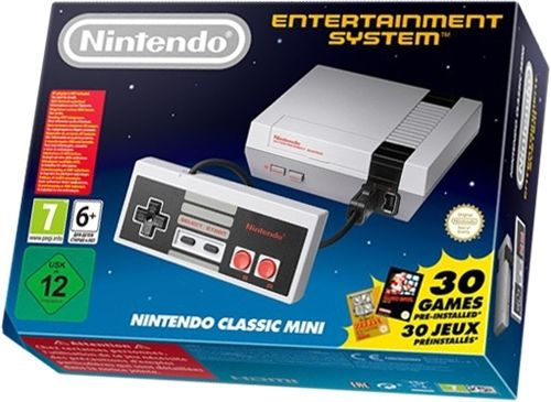 Nintendo Nes Mini Vuelve En 2018
