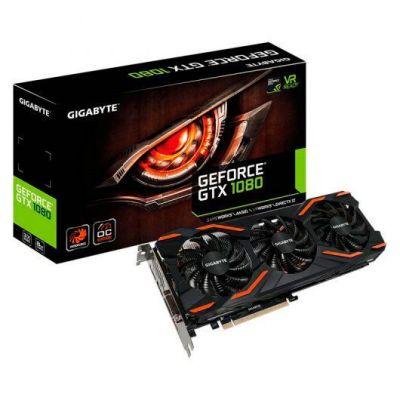 GIGABYTE PCIe Nvidia GTX 1080 8Gb