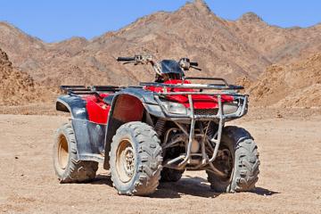 Quad-Touren auf Fuerteventura