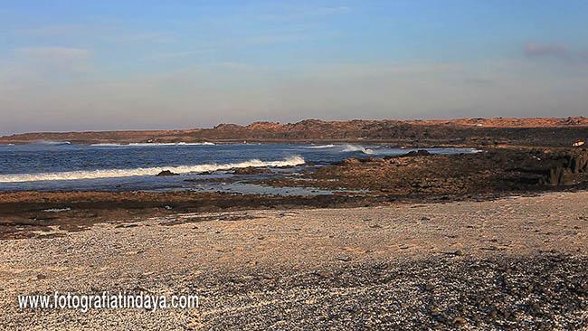 Playa del Bajo de la Burra o Caleta del Barco
