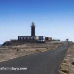 Faro de La Punta de Jandía.