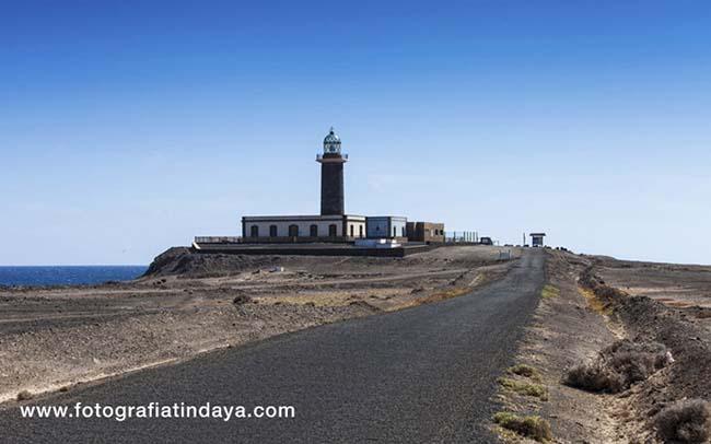 Faro de La Punta de Jandía - Puerto de La Cruz