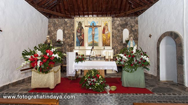 Ermita de San Antonio de Pádua en Lajares