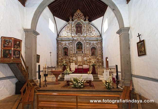 Iglesia de Santa Ana, Casillas del Angel