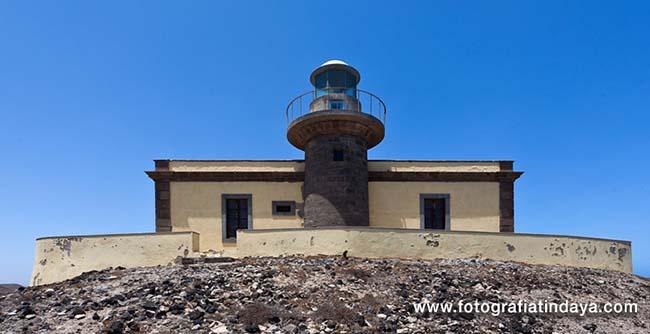 Faro Punta Martiño (Isla de Lobos)