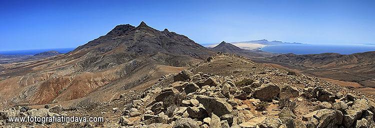 Monumento Natural de Montaña Cardón