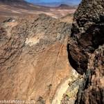 Yacimiento arqueológico de Montaña Blanca de Arriba
