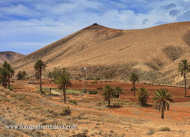 Atalayeja de La Vieja o Montaña de la teta