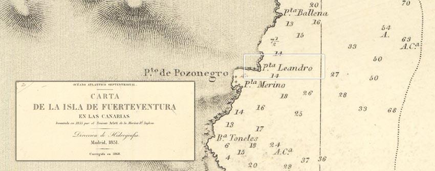 PLAYA LEANDRO 1851