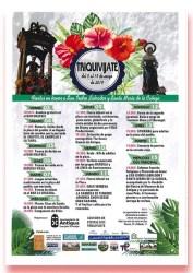Fiestas de San Isidro y Sta. María de la Cabeza @ Triquivijate