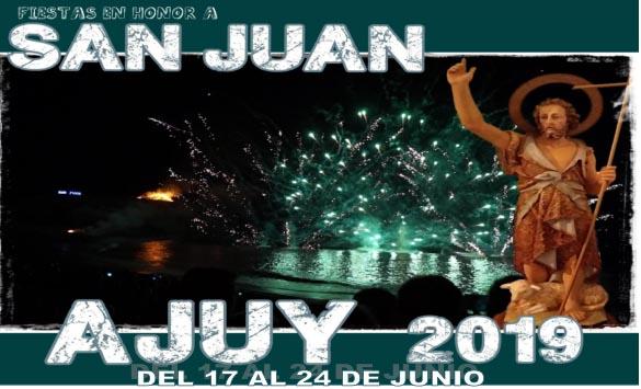 Festas de San Juan - Ajuy