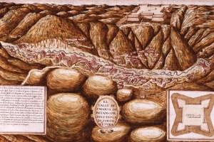 MAPA DE BETANCURIA - 1592
