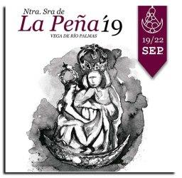 PROGRAMA FIESTAS VIRGEN DE LA PEÑA 2019 @ Vega del Río Palma (Betancuria)