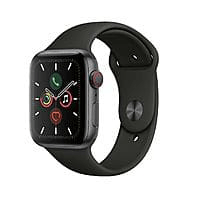 美國代購 蘋果手錶系列 5 44mm, LTE, 易趣, 翻新, $373。 Apple Watch Series 5 44mm, LTE, eBay, refurbished, $373