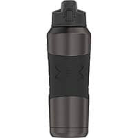 美國代購 24 盎司盔甲下 Mvp 主宰水瓶 $19 + 免運費 24ozUnderArmourMVPDominateWaterBottle19FreeShipping