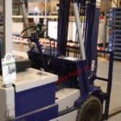 Forkliftag zamontowany na wózku widłowym
