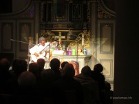 Celso Machado in der Jugendkirche Hamm 4