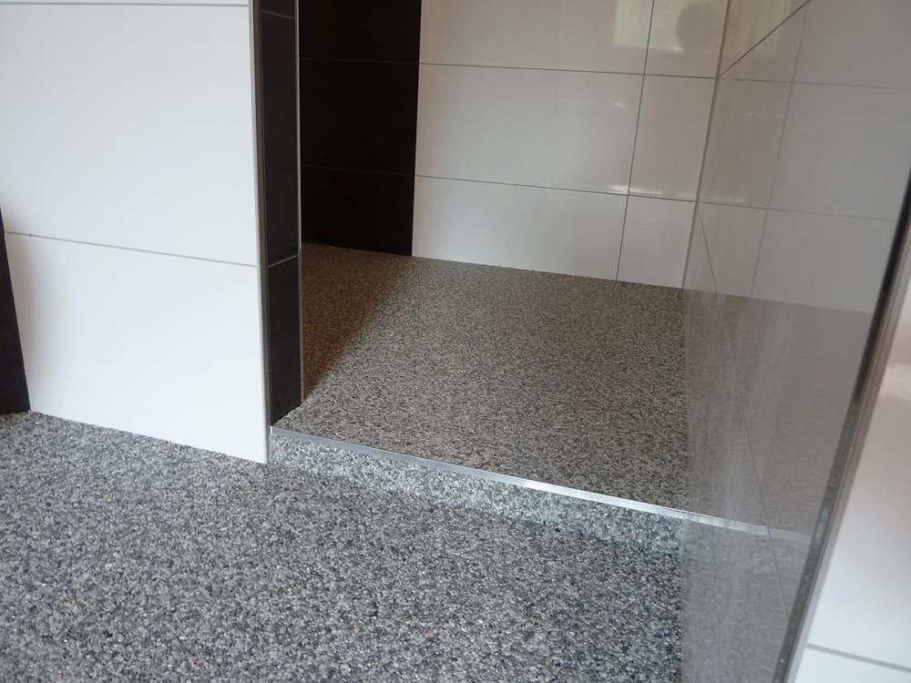 Ihr Steinteppich im Bad  Naturstein ist auch frs Bad der perfekte Bodenbelag