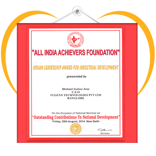 All-India-Achivers-Foundation-Award-FuGenX