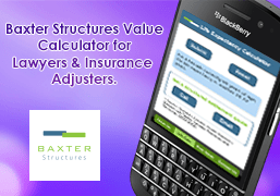 Baxter-Value-Calculator