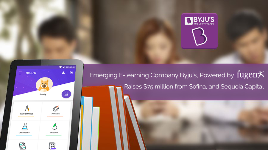 Emerging-E-learning-Company-Byjus-Powered-by-FuGenX