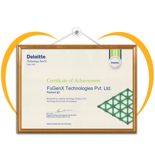 FuGenX-Wins-Deloitte-Technology-Fast-50-India-2016-Award-Ranked-23