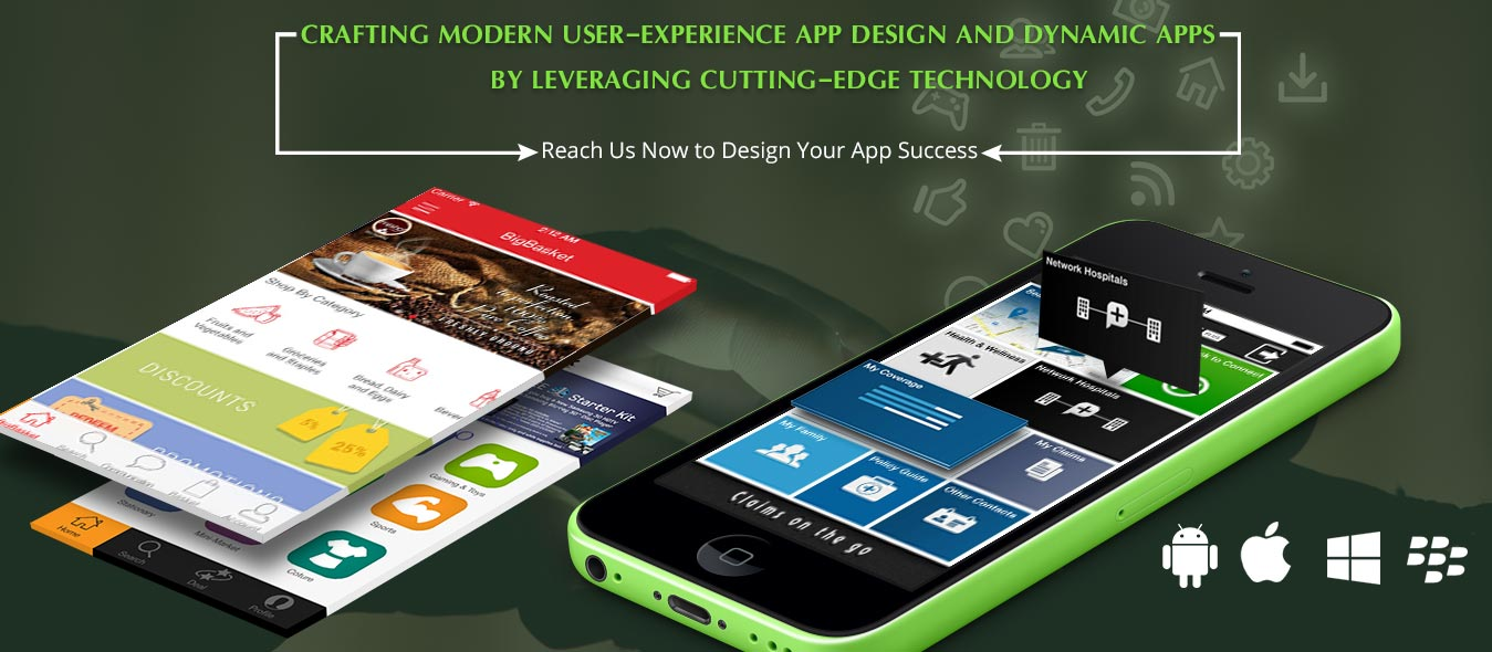 Construction firms use of mobile business apps increases tech - Mobile App Development Banner