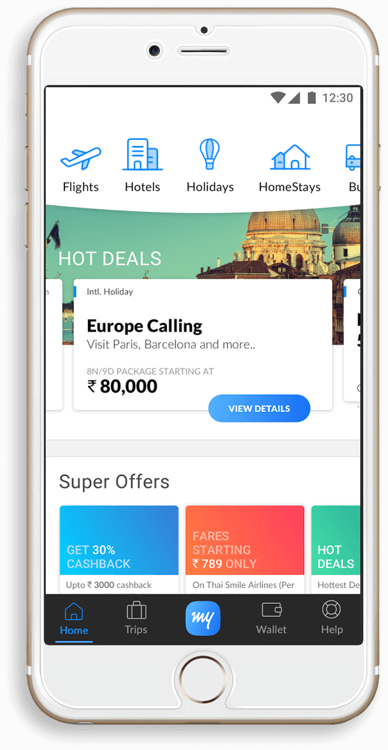 How Much Does it Cost to Develop Travel App like ...