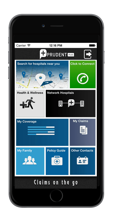 PrudentPlus-application
