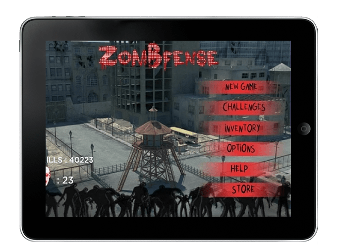 Zombfense-Game Development3